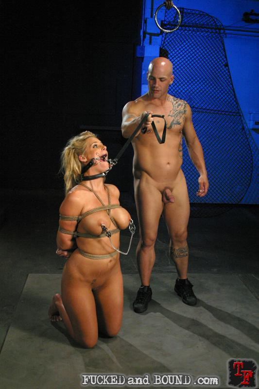 Slave Phoenix Marie trained to obey and submit