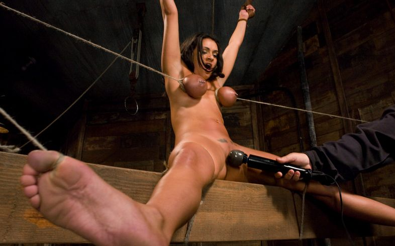 Sex Slave Hired To Service The Upper Floor bdsm bondage