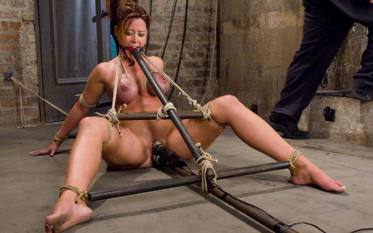 Bizarre discipline domination movie