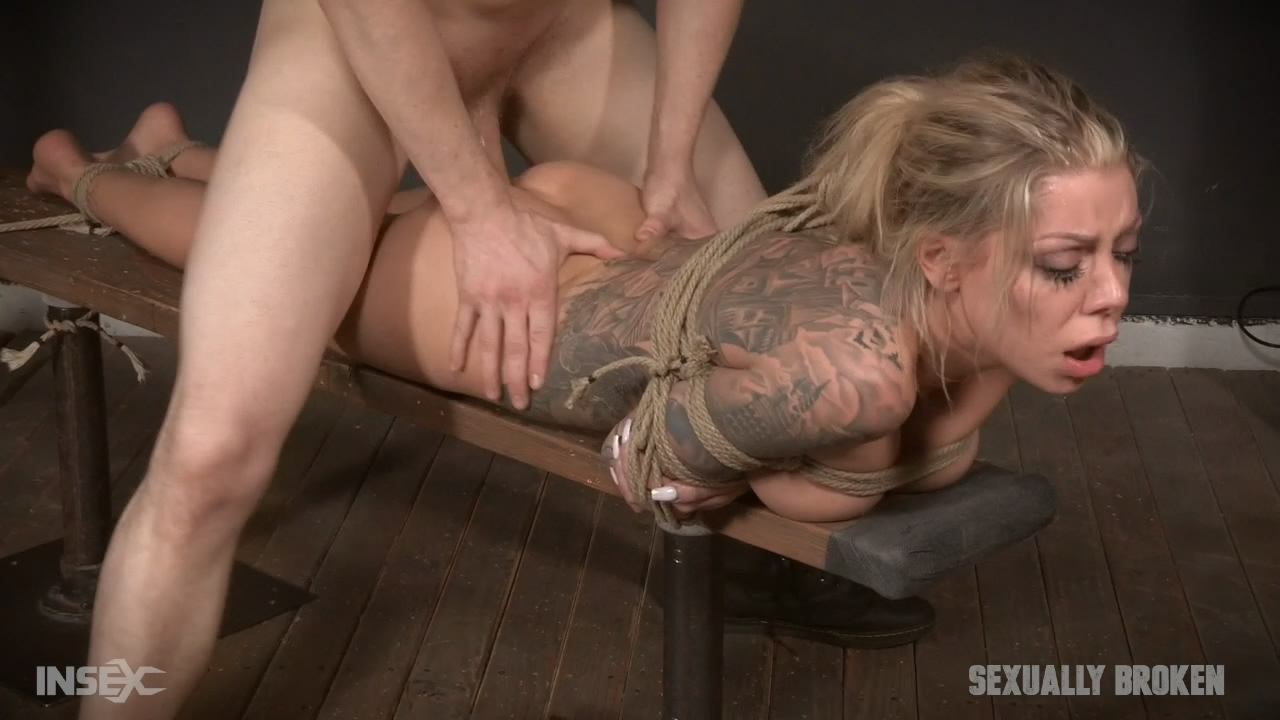 Hardcore Anal Threesome Squirt