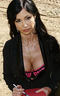 Sexy MILF is about to be deigraced with BDSM sex (Feb 2010)