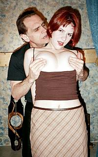 Redhead girl would like to know a bit more about BDSM