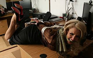 Secretary in bondage