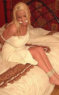 MILF is tied up by her husband (Sep 2011)