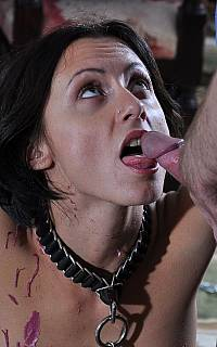 Husband is cumming in his wife's mouth (Sep 2012)