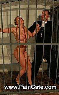 Spy interrogation BDSM story