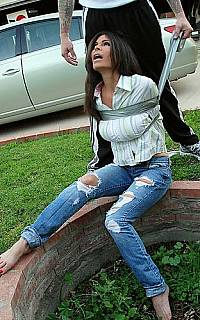 MILF is jeans id bound with duct tape