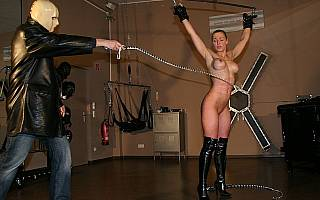 Whip is unleashed for the punishment