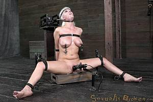 Tortured sexually with vibrator