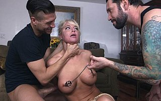 Sharing submissive wife with the friend